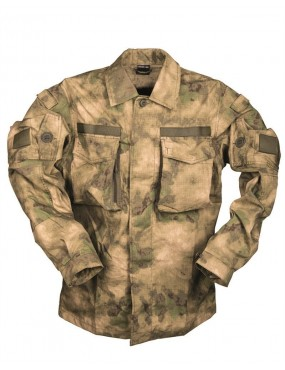 Blúza BW Commando, fg mach