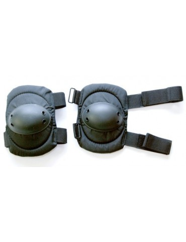 Chrániče lakťov, čierne