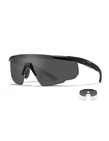 Okuliare Wiley X - SABER ADV Smoke/Clear Matte