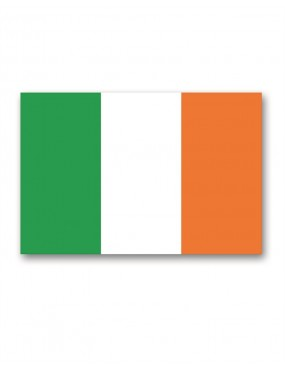 Vlajka Írsko, zástava