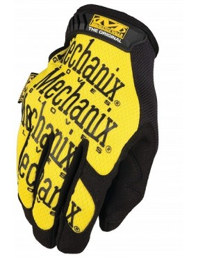 Rukavice MECHANIX Original, yellow