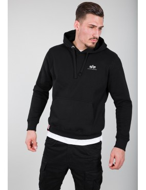 Mikina ALPHA Basic Hoody Small logo