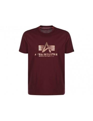 Tričko ALPHA dl. rukáv Basic Small Logo