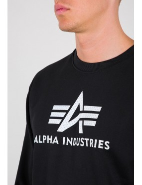 Mikina ALPHA 3D Logo Sweater