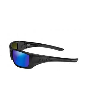 Okuliare Wiley X - NASH Blue Mirror, polarizačné