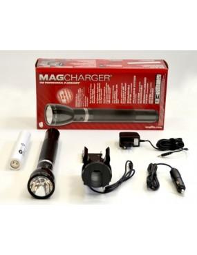 Nabíjacie halogénové svietidlo MAG-LITE - sada