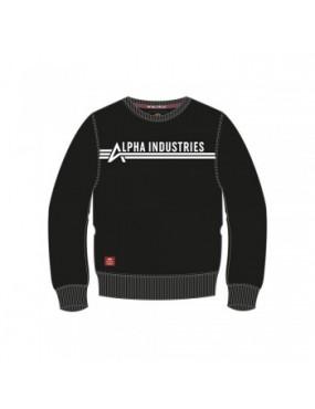 Mikina detská ALPHA INDUSTRIES sweater