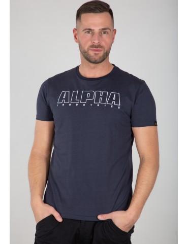 Tričko ALPHA Embroidery Heavy T