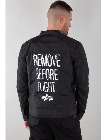 Bunda ALPHA INDUSTRIES RBF Moto Jacket