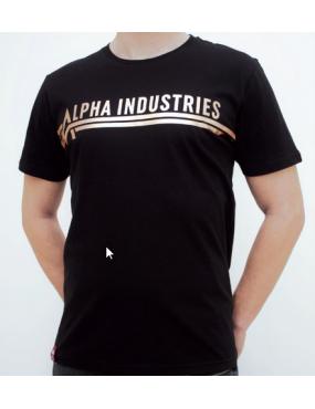 Tričko Alpha Industries T Foil Print