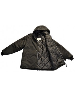 Kabát DUBON, čierny