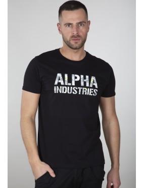 Tričko ALPHA Camo Print T
