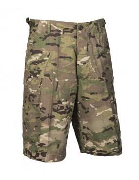 Nohavice krátke rip-stop, multikam