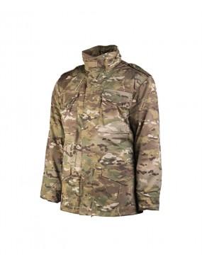 Kabát M-65, multicam