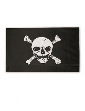 Vlajka Lebka, zástava