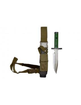 Nôž - bodák US M16 (kópia)