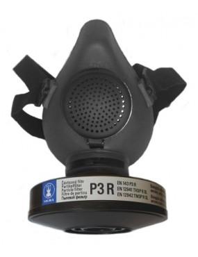 Polomaska s filtrom P3R