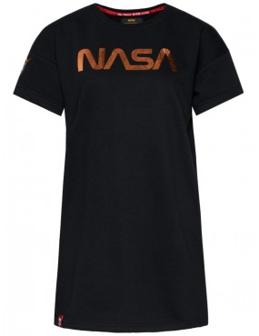 Šaty dámske ALPHA NASA Long T OS