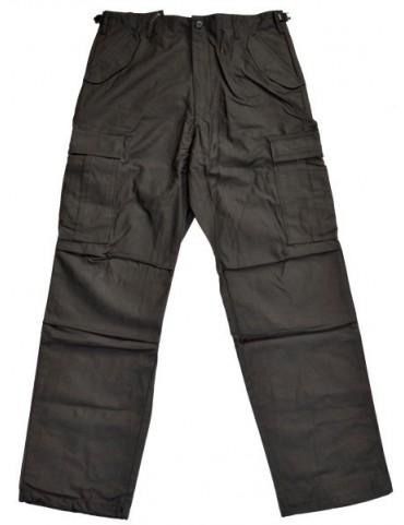 Nohavice M-65 NYCO, čierne