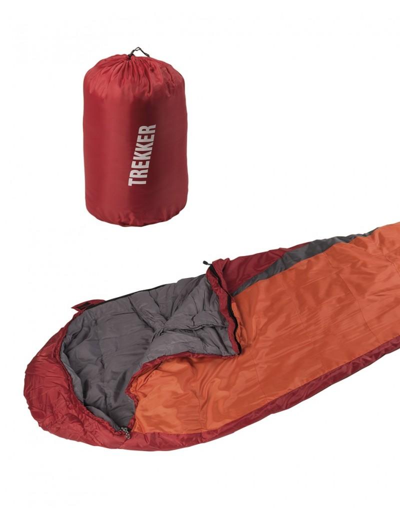 Vak spací Explorer Trekker, orange