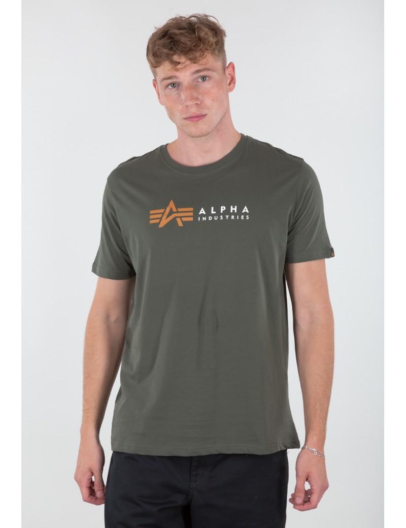 Tričko ALPHA Label T