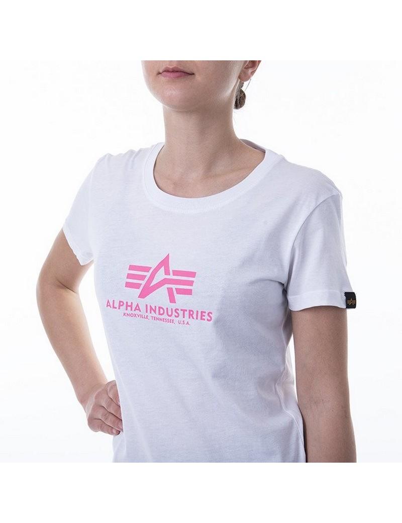 Tričko ALPHA dámske Basic Neon Print