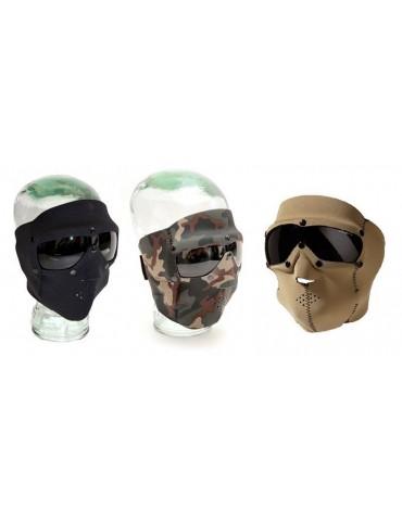 Maska ochranná SWAT neoprénová