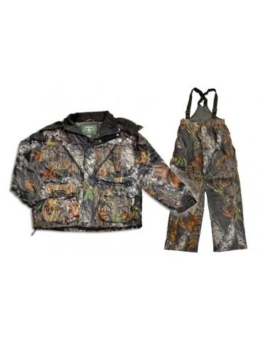 Maskovací odev MOSSY OAK zimná súprava, hardwood