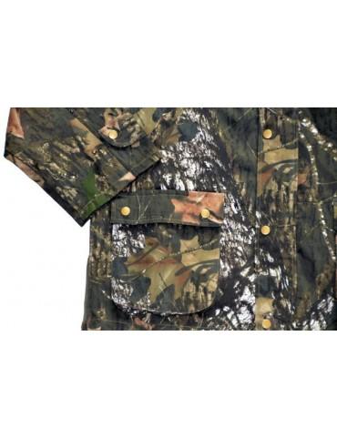 Kabát hardwood s podšívkou