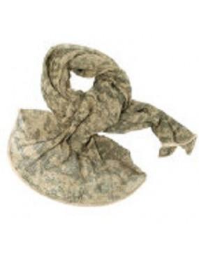 Maskovacia šál - sieťka, camo