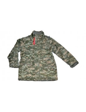 Kabát detský Ranger, AT digital