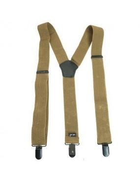 Traky na nohavice s klipmi