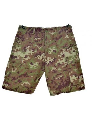 Nohavice krátke rip-stop, vegetato camo