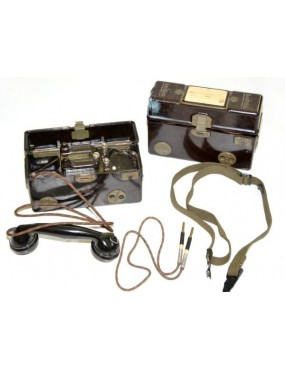 Telefón poľný TP-25, ČSĽA