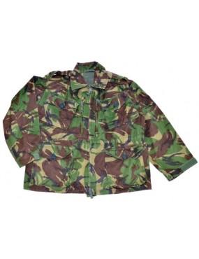 Blúza DPM anglickej armády, použitá