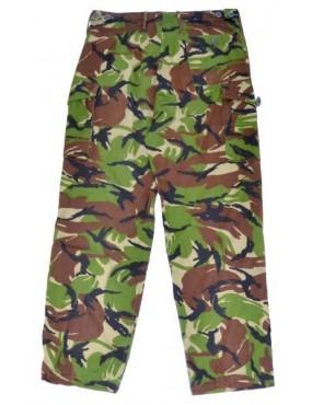Nohavice anglickej armády - použité