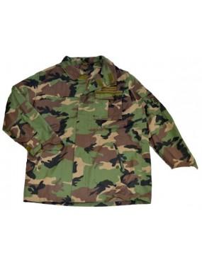 Kabát vz. 97, použitý