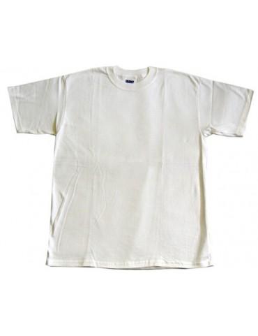Tričko GILDAN, biele