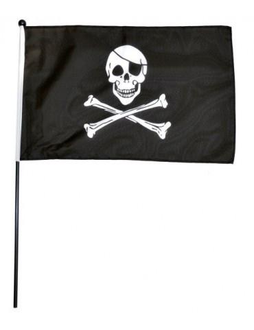 Zástavka - mávatko Pirát